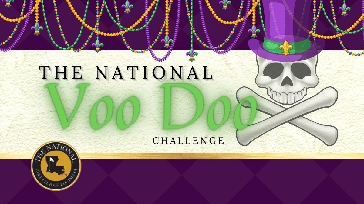 New Date for the Voo Doo Challenge