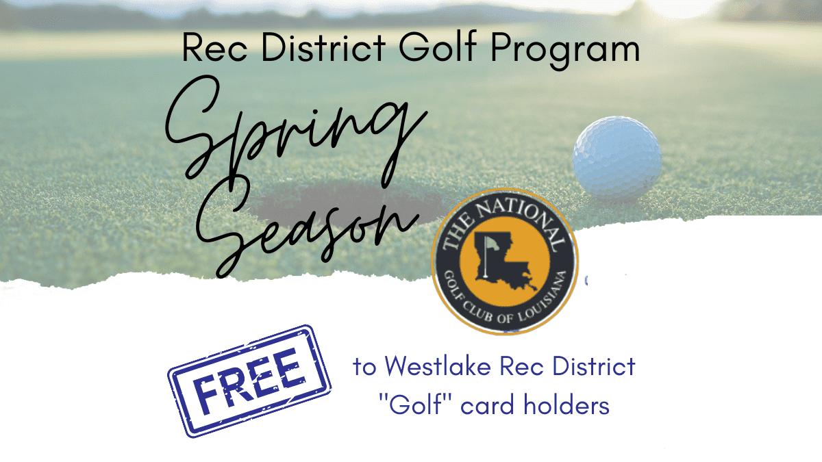 Westlake Rec Programs
