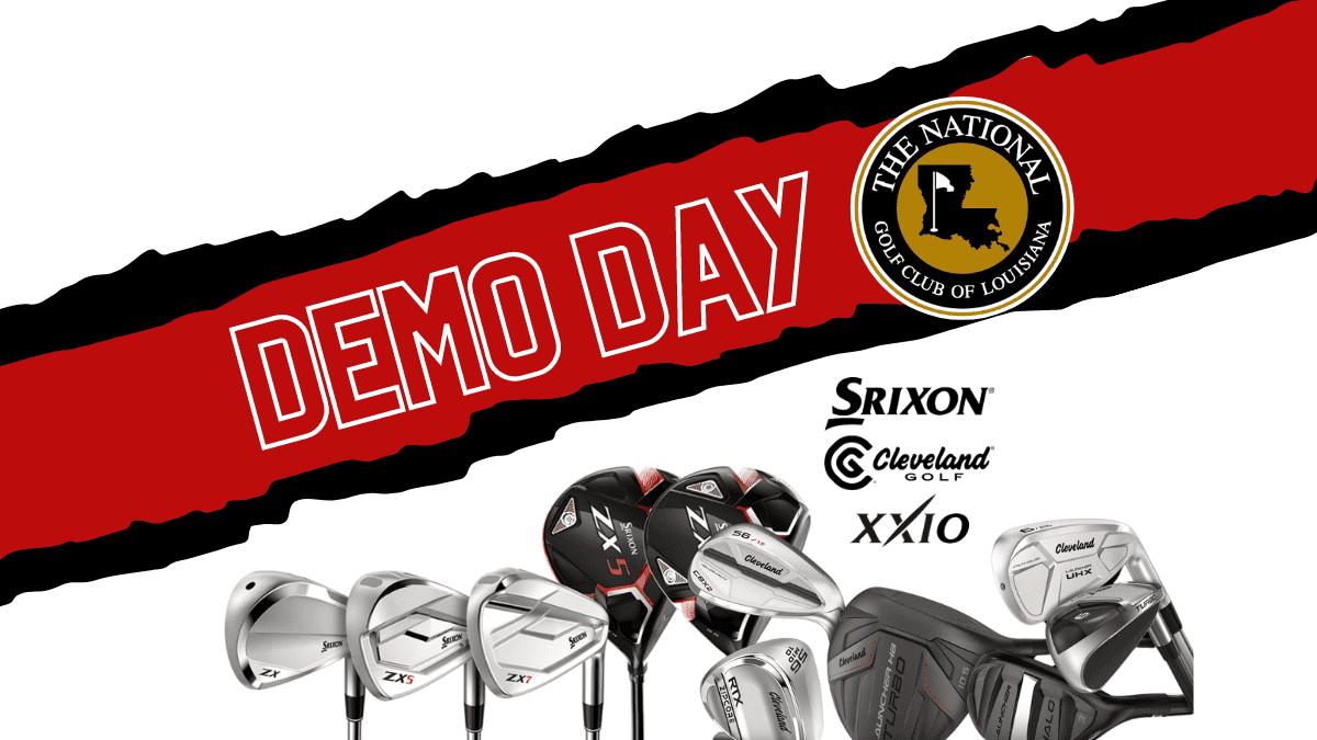 Srixon Demo Day