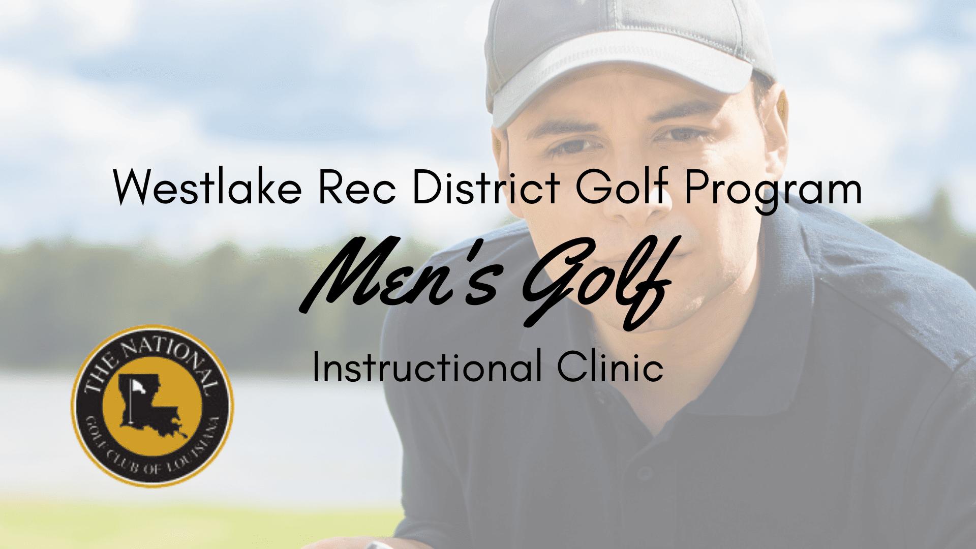 Rec District Golf Programs